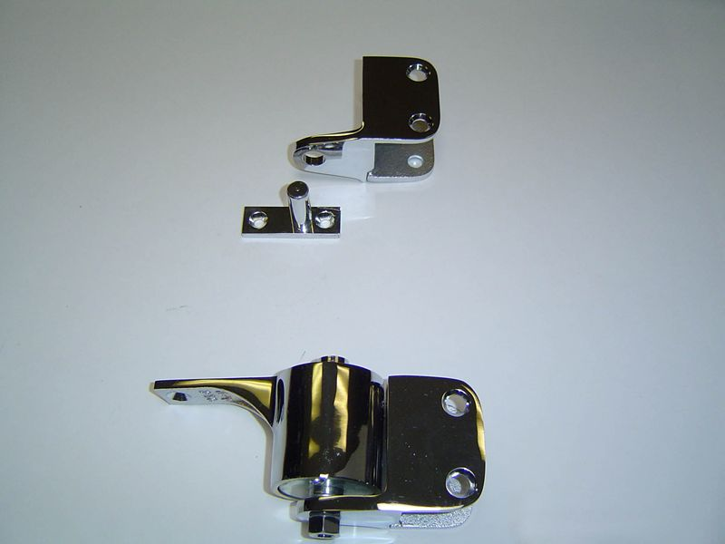 Number 216 Gravity Pivot Hinge, Types D Image