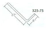 Shower Curtain Rods - Corner, #325-75 Image