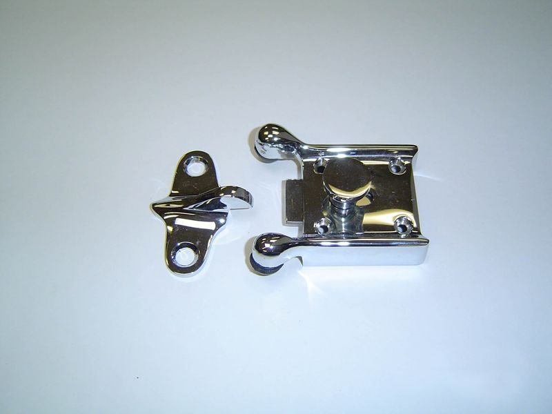 Combination Latch and Strike, #969 Image