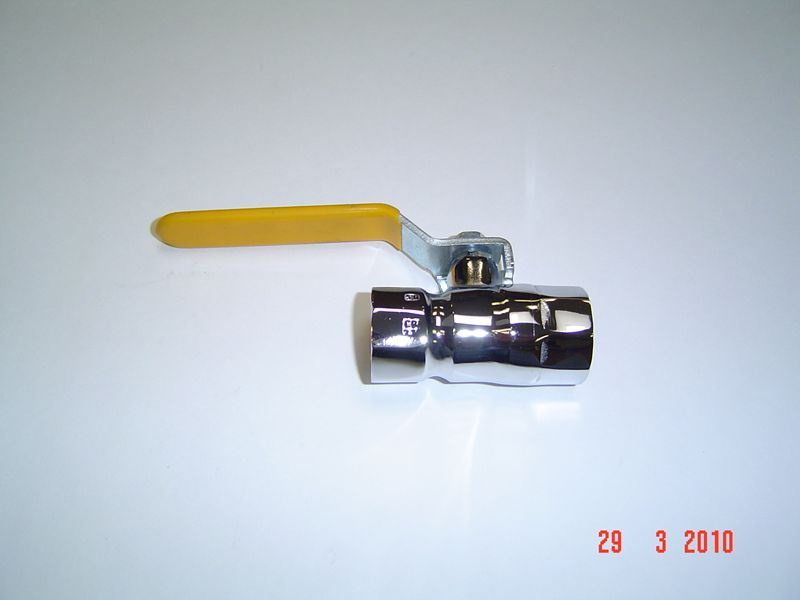 CP Full Port Ball Valve, #CPB20AO-JO Image