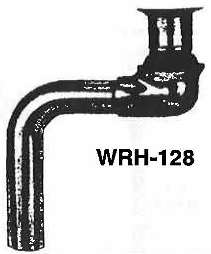 Wheelchair Lavatory Waste Fitting, #WRH-128 Image