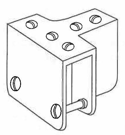 Tee Clamp, #912 Image