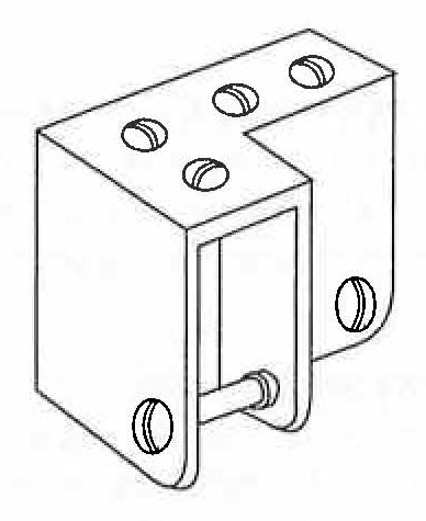 Corner Clamp, #914 Image